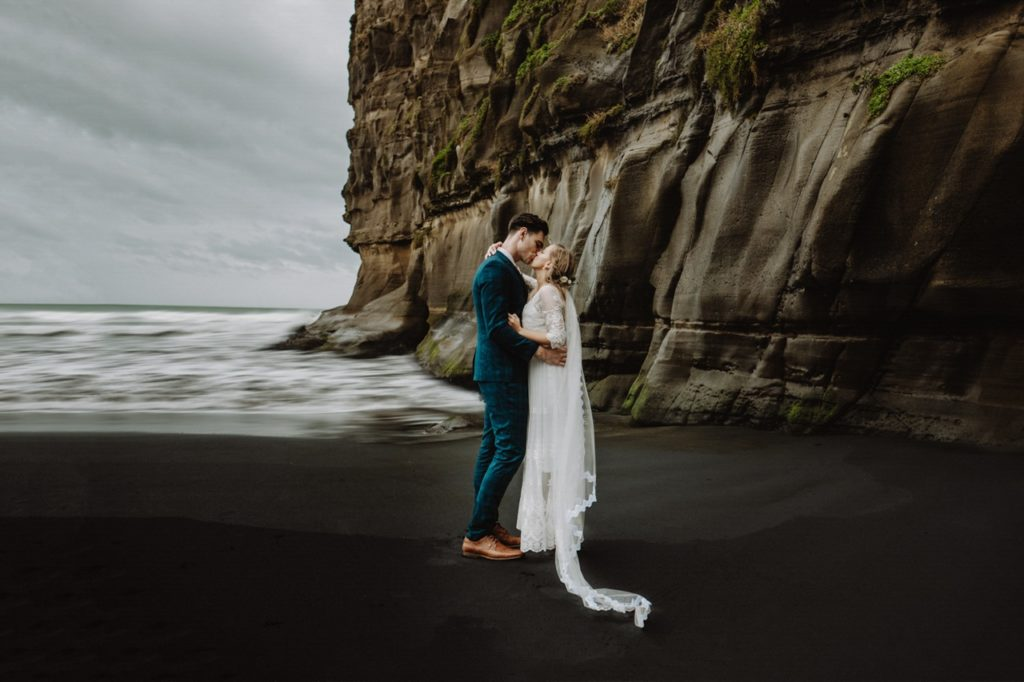 Photographed in Maori Bay, Auckland, New Zealand © Asher King
