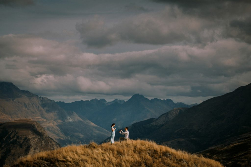 Photographed in Queenstown, New Zealand © Sirjana Singh of Tinted Photography