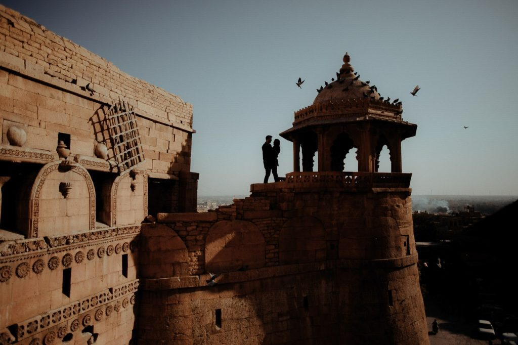 Photographed in Jaisalmer Fort, India © James Broadbent of Chasewild