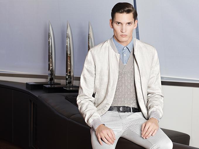 Одежда от модного дома Cortigiani, 'total look' Cortigiani