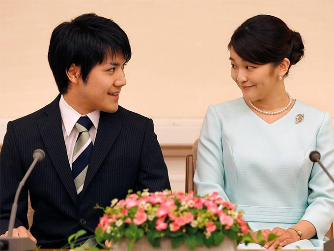 Принцесса Японии и ее возлюбленный