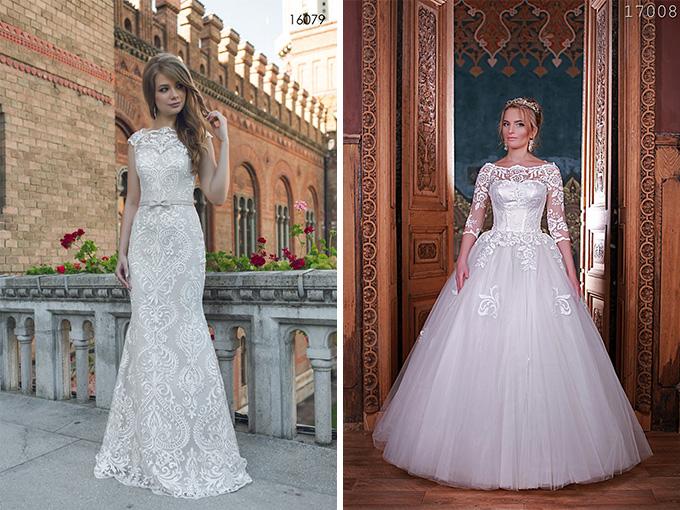 Свадебные платья от салона E-svadba