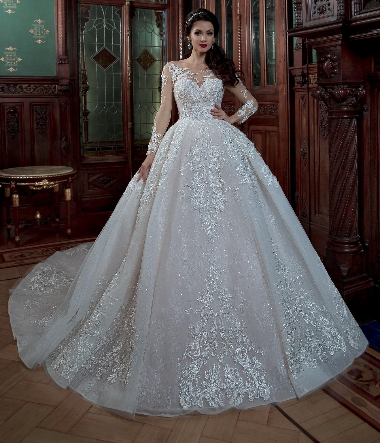 Платье ROYAL 006