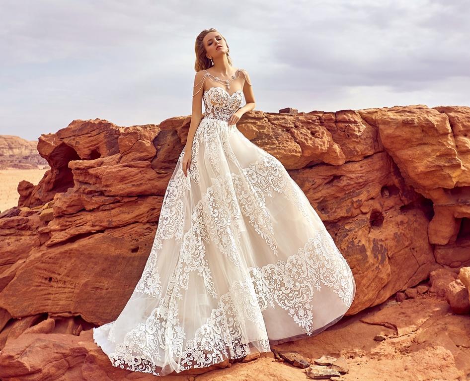 Весільна сукня Esfir