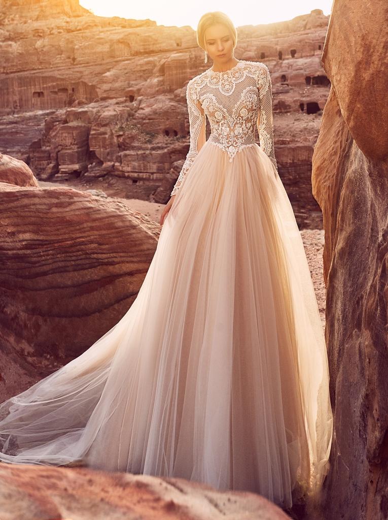 Весільна сукня Khalissa