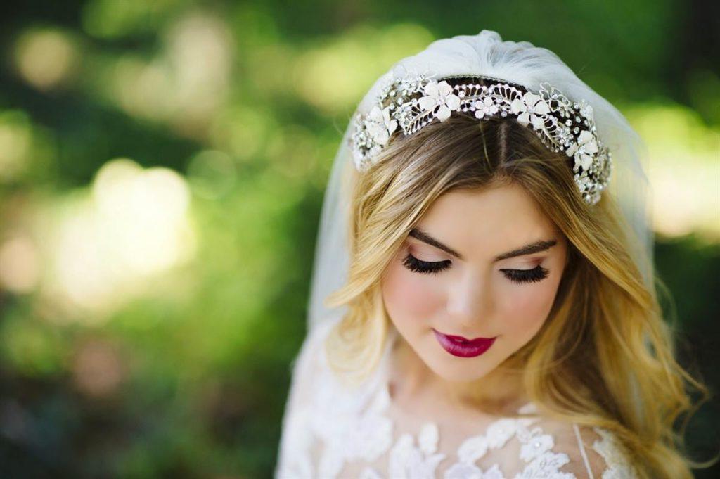 Свадебный макияж - путь к успеху