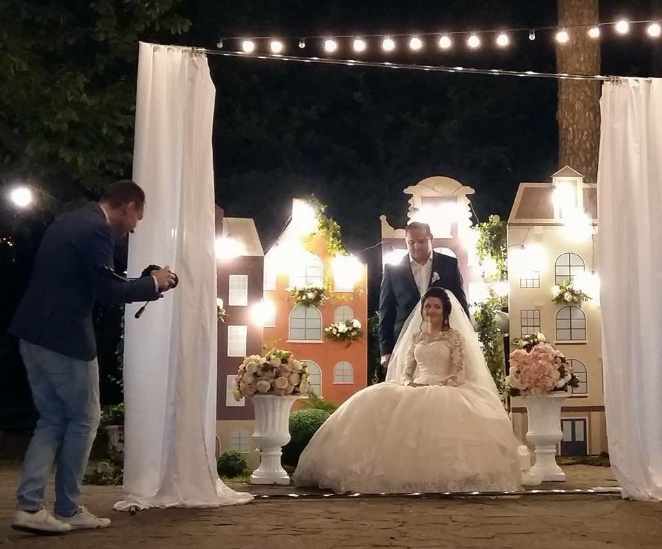 Трогательные моменты свадьбы