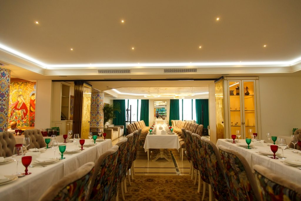 Ресторан Shah-Plov