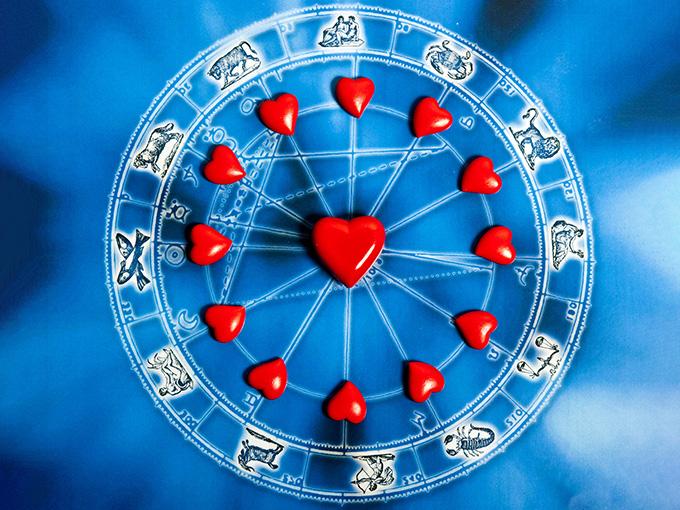 Любовный зодиак