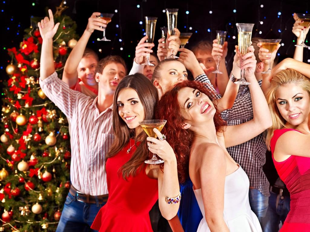 Скоро Новый год - приглашаем всех в 'Боровик'