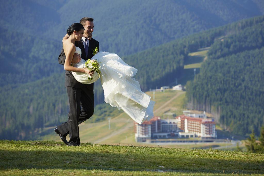 Весілля у Карпатах