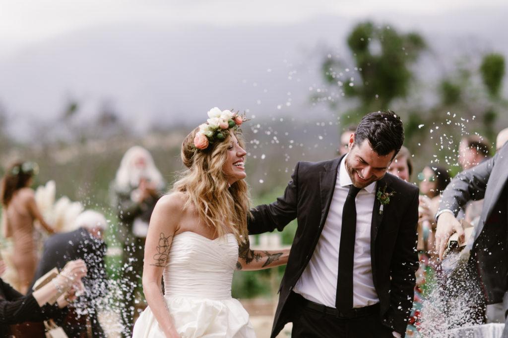 Весілля в травні