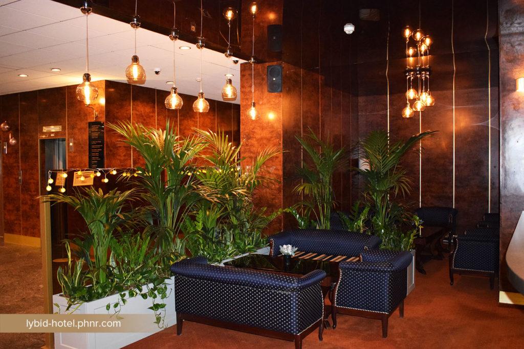 Лобби-бар Премьер Отеля Лыбидь