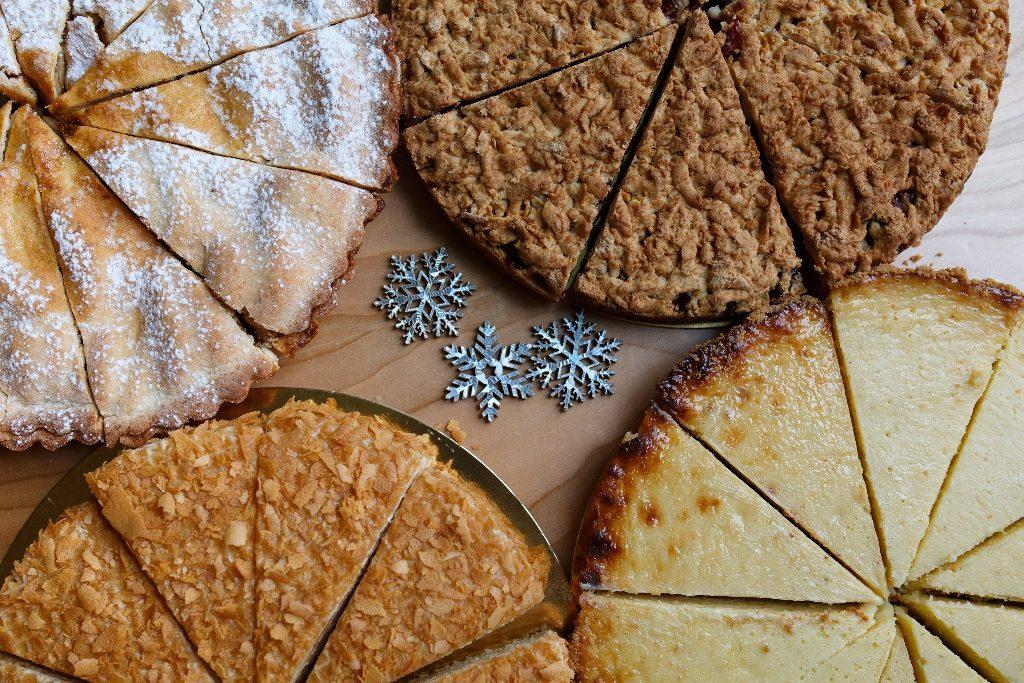 Пироги и торты от Липского