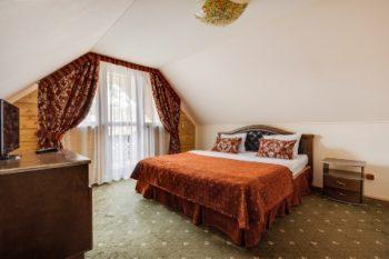 Тихий, уютный отдых в Парк-Отеле 'Вилла Вита'