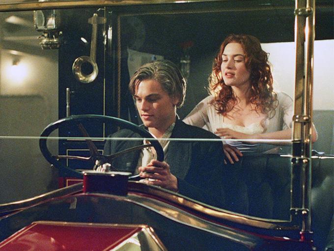 'Титаник', 1997