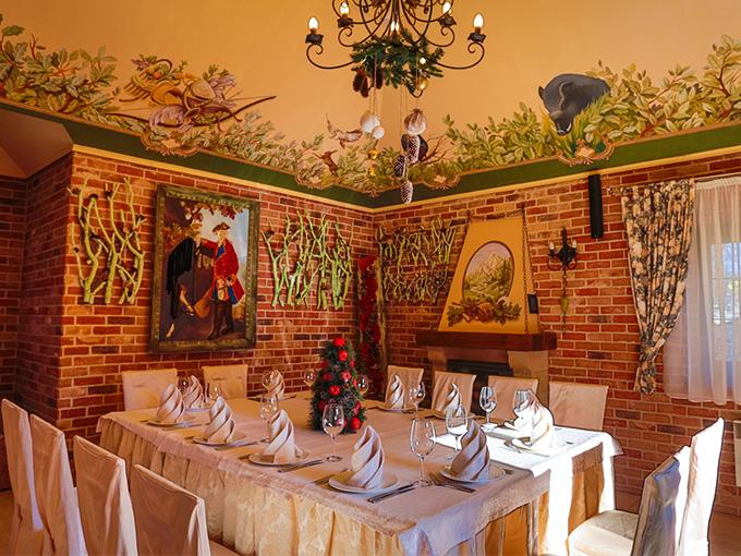 Ресторан 'Вилла Вита'