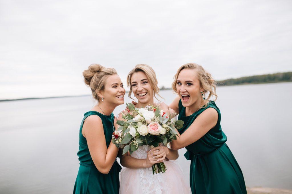 Невеста и ее подружки