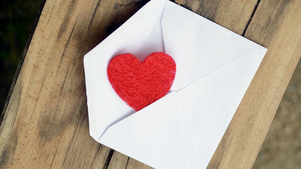 Любовное письмо