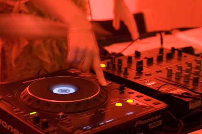 DJ Яной Алтуховой