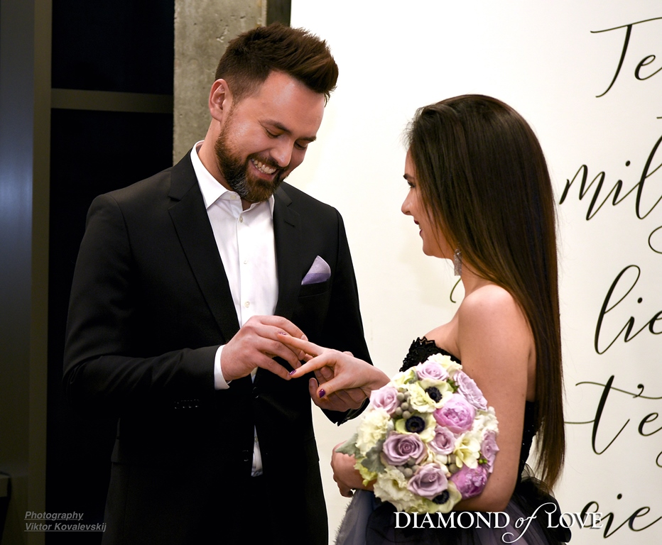 Тимур Мирошниченко и Инна Рудник