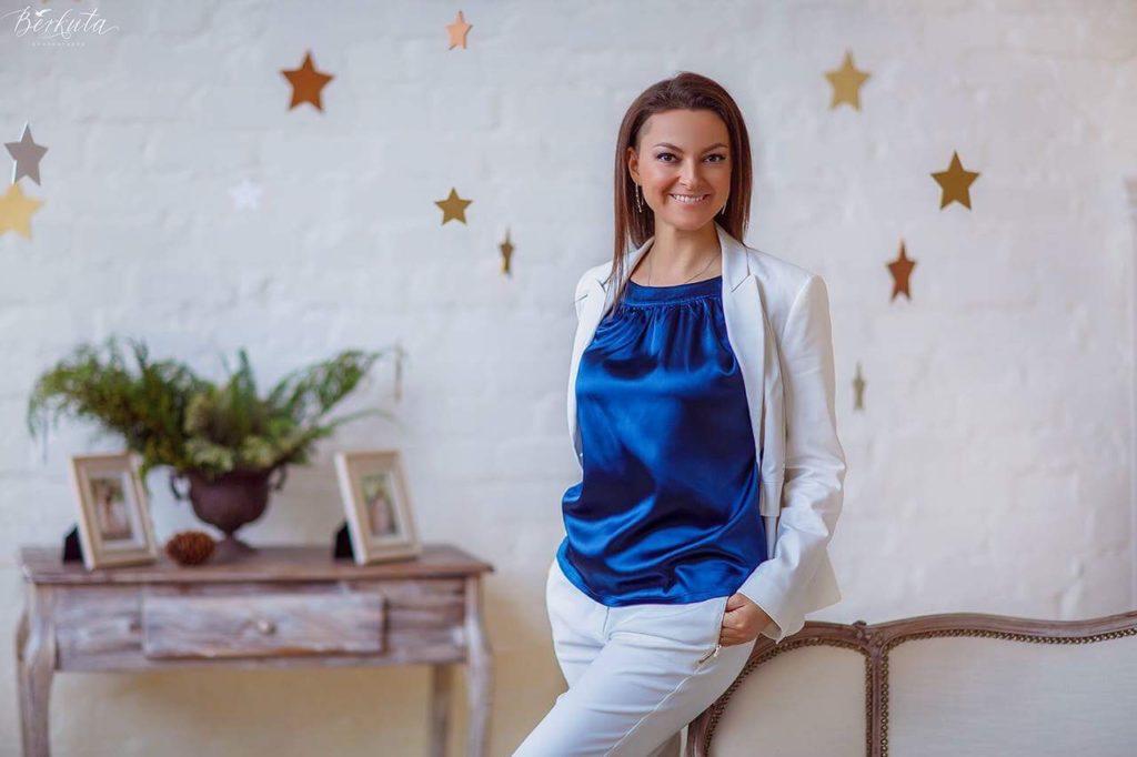 В гостях у Наталии Горбаченко