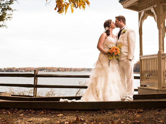 Как сохранить свадебное платье в день свадьбы
