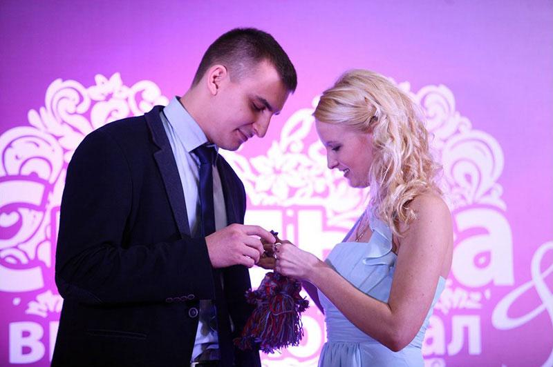 Свадебная выставка МВЦ