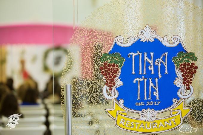 Грузинский ресторан 'Тинатин' в Буче