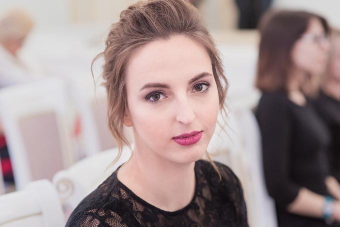 Организатор #Step_by_Step_Kiev - Катерина Кочерва, event-организатор, фотограф