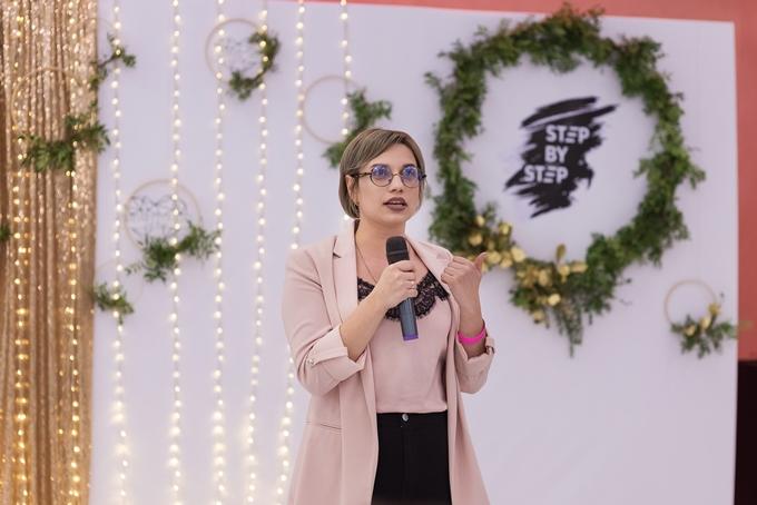 Юлия Ксенита, топ-стилист Киева по свадебным причёскам на StepbyStepIV