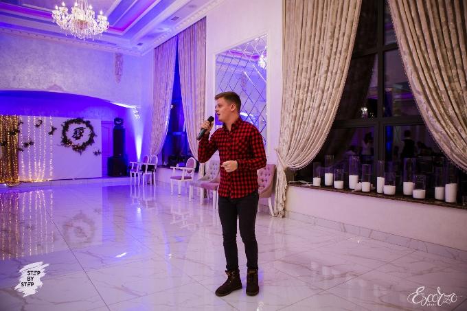Сергей Соловьёв, автор и исполнитель на Step by Step IV