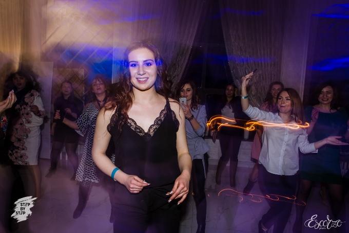 Вместе с Анной Даценко участники #Step by Step IV учили новые танцы и зажигали танцпол