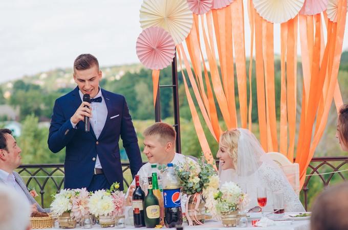 ИГОРЬ ЗИНИН ведет свадьбу