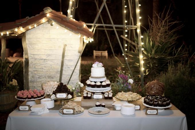 Зонирование пространства в камерных свадьбах
