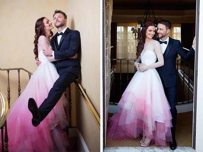 Свадебное платье ЛИДИИ ХЕРСТ