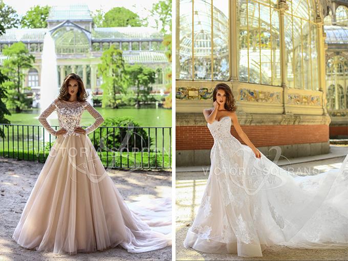Свадебные платья от ТМ Victoria Soprano