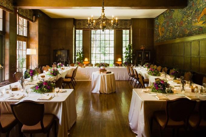 Свадебный банкет для самых близких (камерная свадьба)