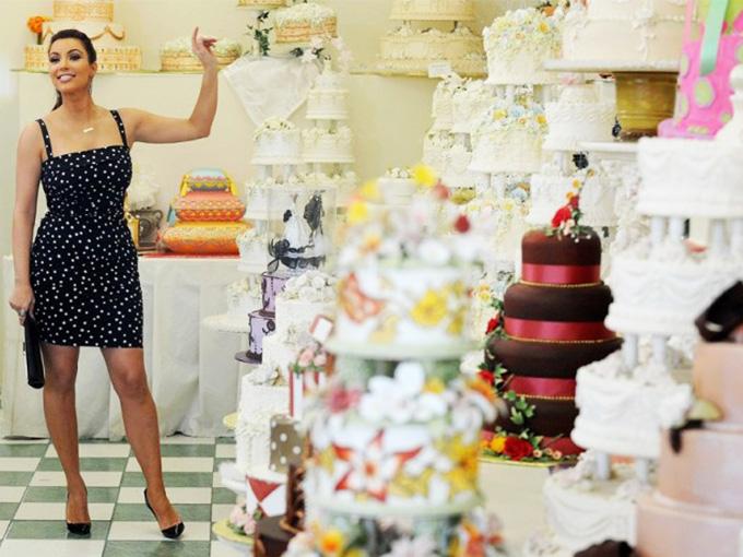 Выбираем торт на свадьбу
