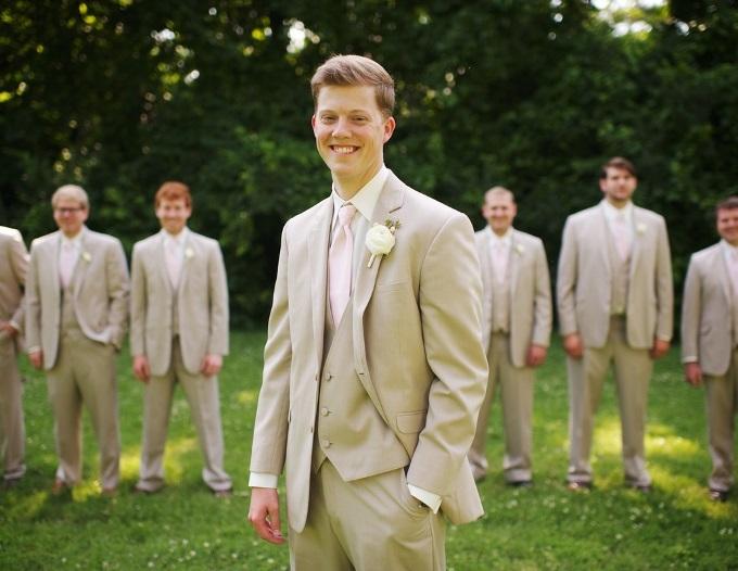 Свадебный костюм жениха 2018: что в моде?