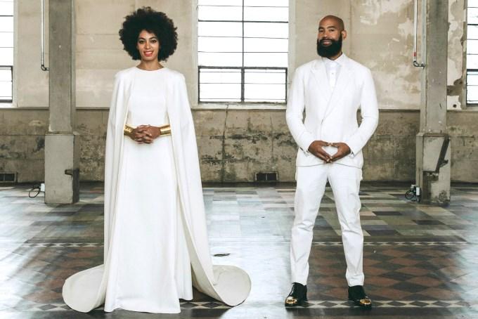 Свадебное платье SALANGE NOULZ