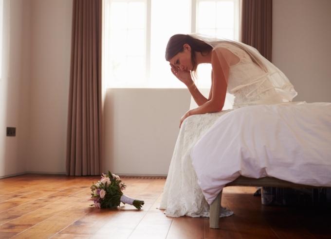 Как избежать стресса в день свадьбы