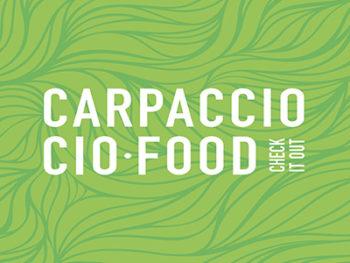 Новое меню в ресторане Carpaccio Cio Food