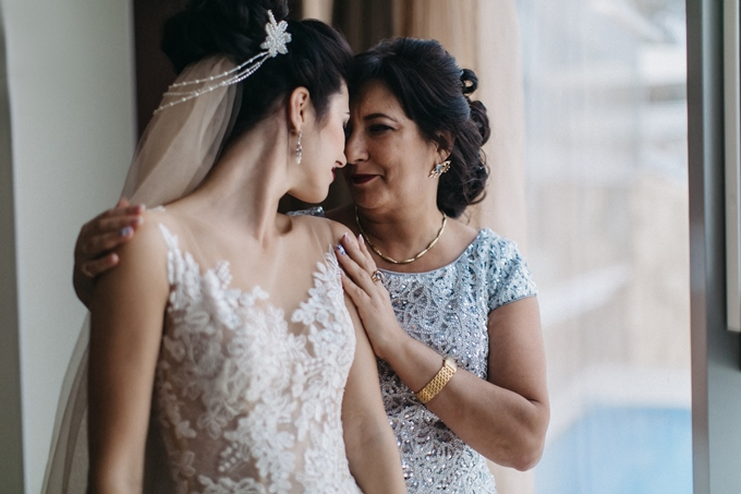 Нежные и чувственные фотографии с мамой