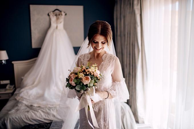 Одежда для свадебного утра