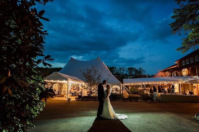 5 идей как завершить свадебный вечер