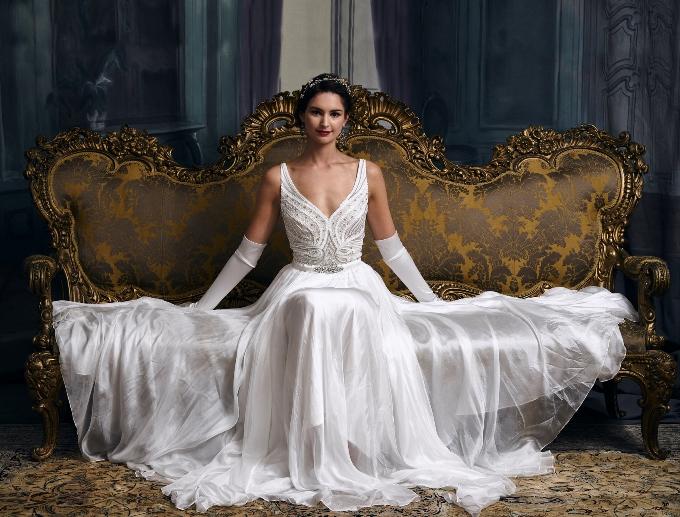 Свадебное платье от бренда Eliza Jane Howell