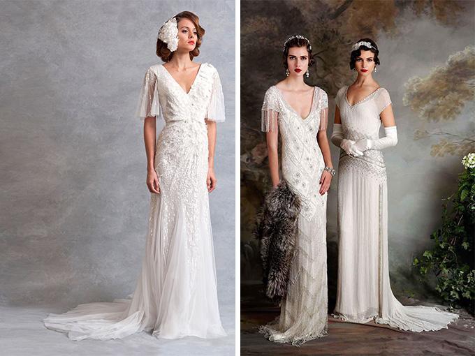 Свадебные платья от Eliza Jane Howell