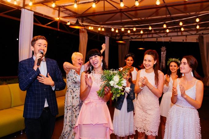 Ведущий на свадьбу Виталий Кравчук