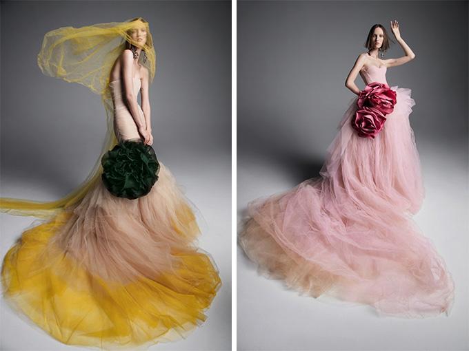 Вера Вонг коллекция весна-лето 2019